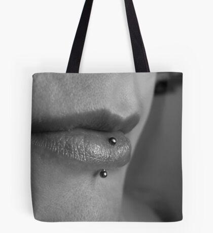 Beautiful Lips Tote Bag