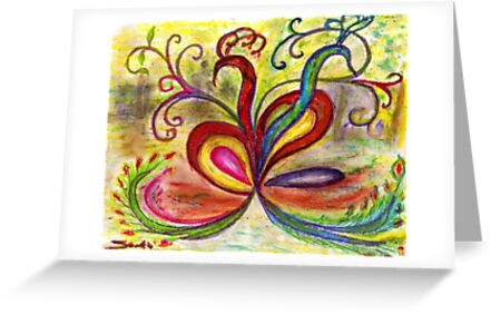 ENTANGLED  LOVE  by Mary Sedici
