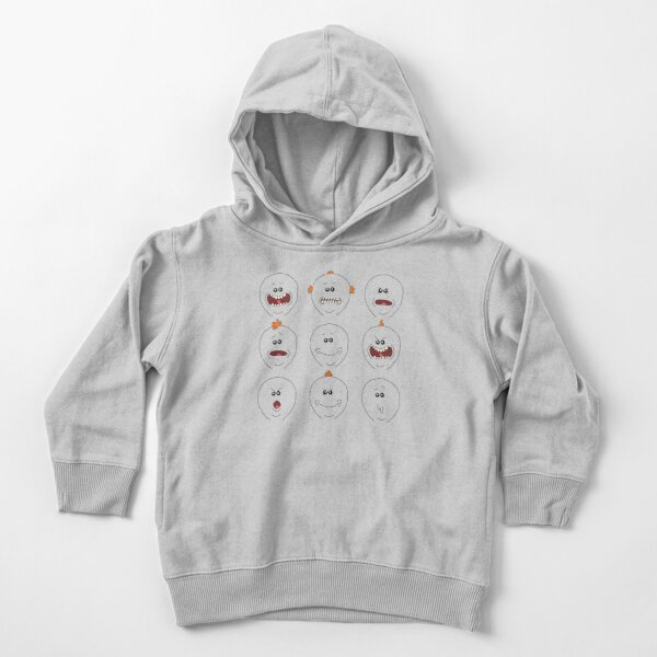 rickandmortyrbppsubmission Toddler Pullover Hoodie