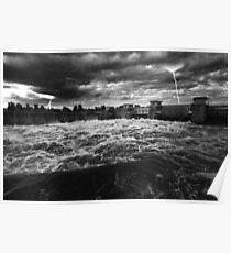 Raging Storm Poster