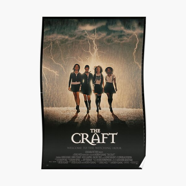 The Craft poster Poster