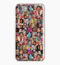 Women of India iPhone Case/Skin