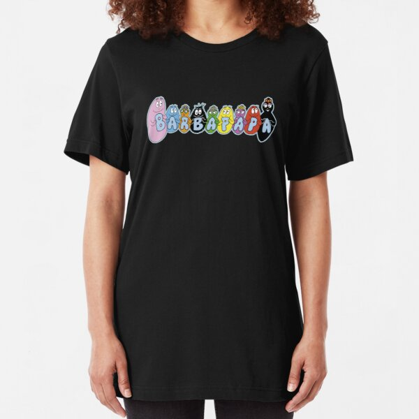 Barbapapa - TV Series Slim Fit T-Shirt
