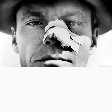 Jack Nicholson - Chinatown by gintrauma