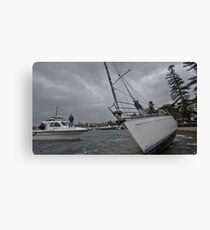 11th August 2012 Canvas Print