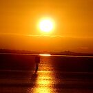 sunrise by kerrie black