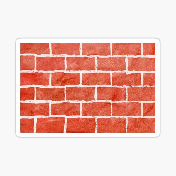 Bricks Sticker