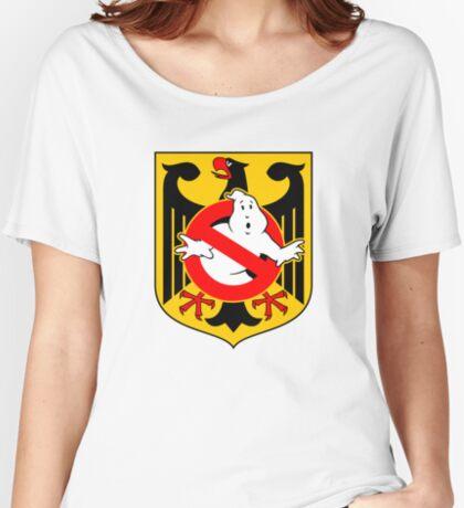 GB: Deutschland Women's Relaxed Fit T-Shirt