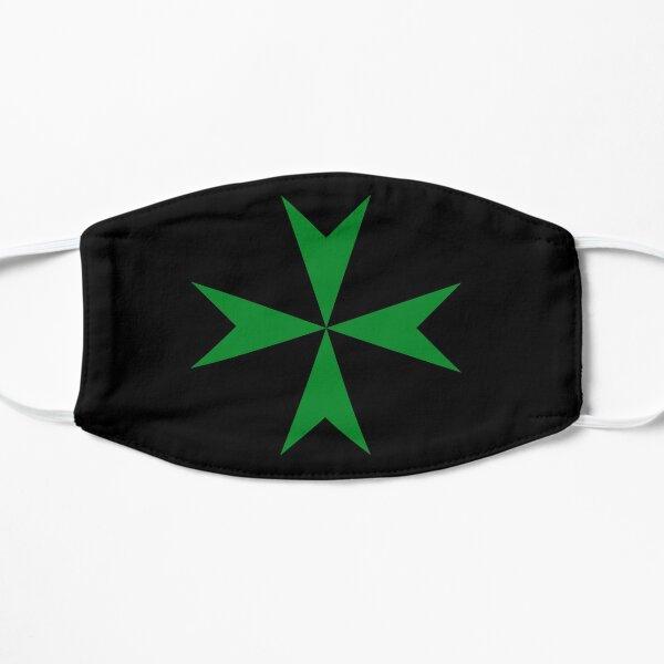 Cross of the Order of Saint Lazarus Flat Mask