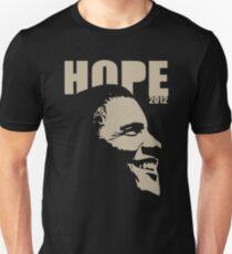 Obama Hope 2012 Shirt T-Shirt