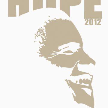 Obama Hope 2012 Shirt by ObamaShirt