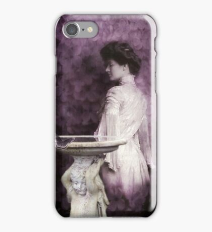 Lilac iPhone Case/Skin