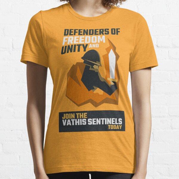 Vathis Sentinels Essential T-Shirt