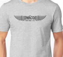 Waco Aircraft Company Logo (Black) T-Shirt