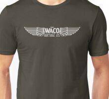 Waco Aircraft Company Logo (White)  T-Shirt