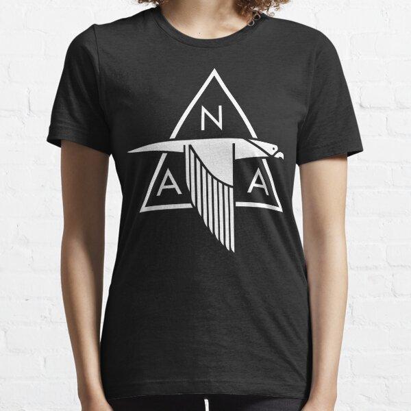 North American Aviation Logo (White) Essential T-Shirt