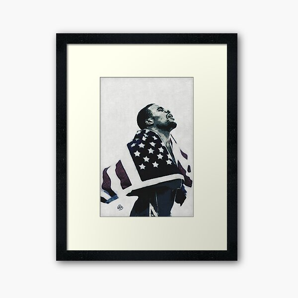 Knowing is Doing: Victorious Framed Art Print