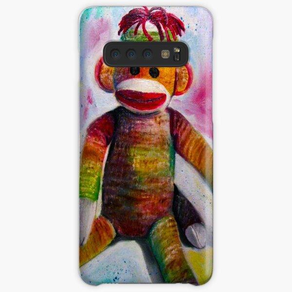 Sock Monkey Samsung Galaxy Snap Case