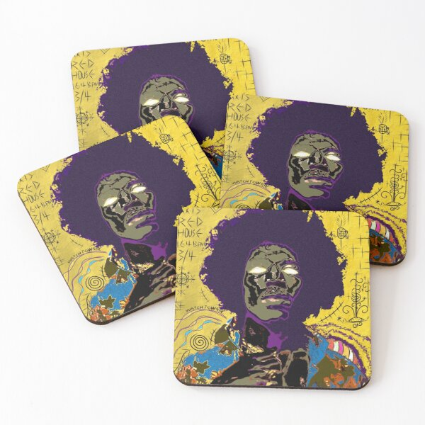 The Experienced One Coasters (Set of 4)