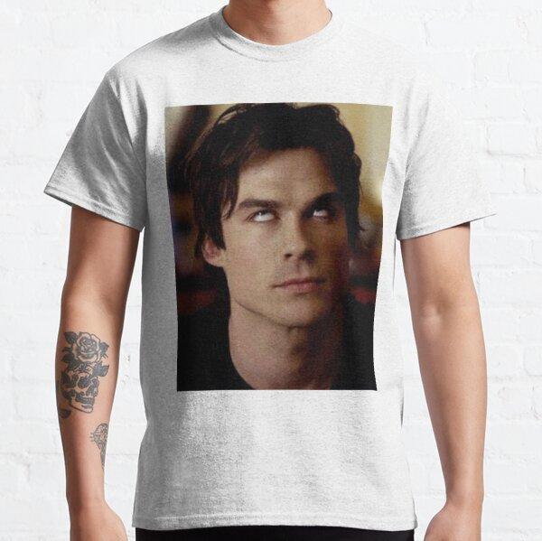 Jeune Ian Somerhalder T-shirt classique