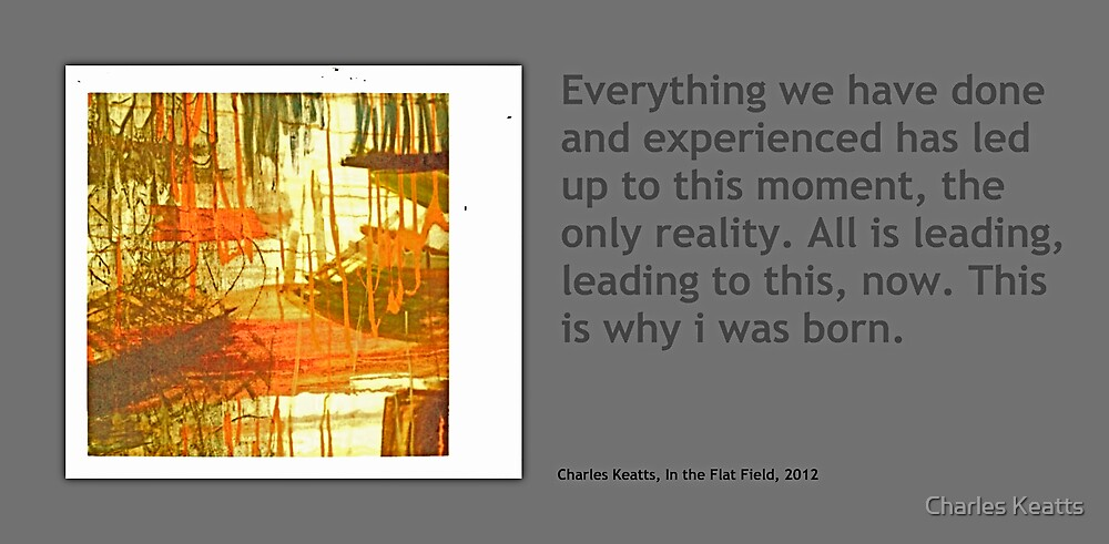 Everything we have done by Charles Keatts