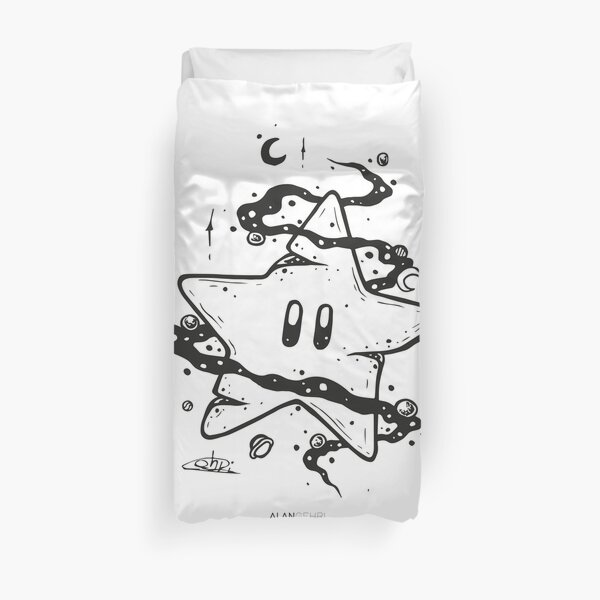 give me a boost Duvet Cover
