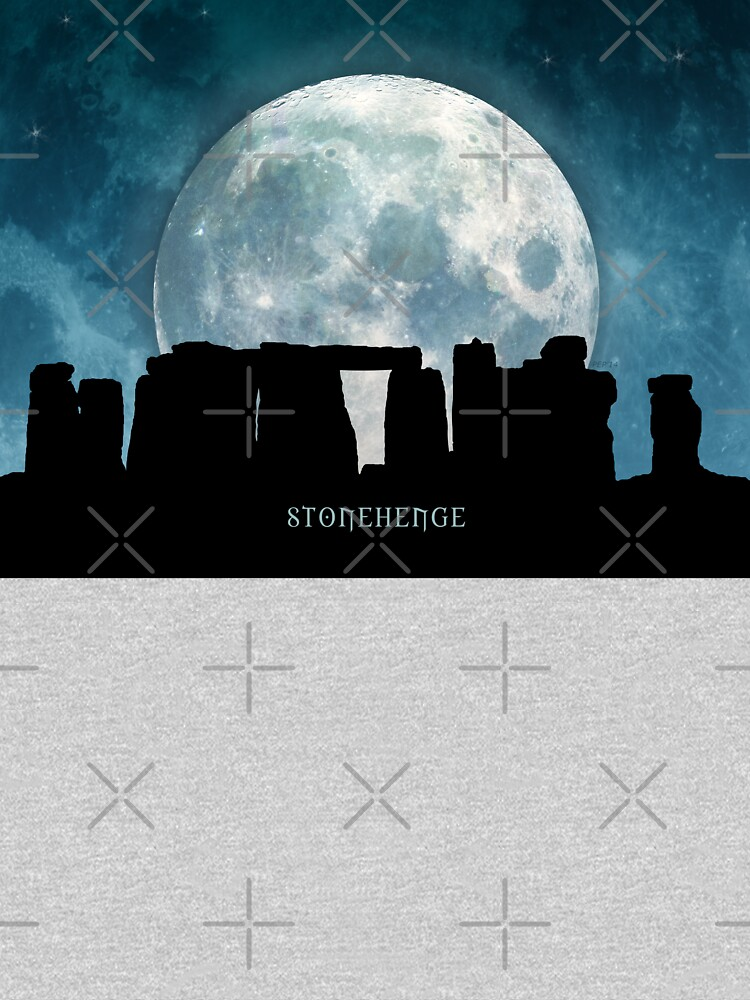 Stonehenge by perkinsdesigns