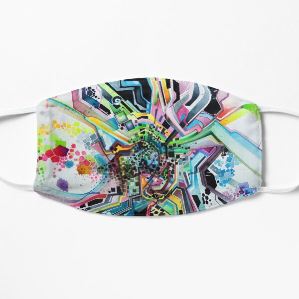 Technicavity - Watercolor Painting Mask