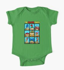 The Bowser Bunch One Piece - Short Sleeve