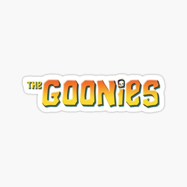 the goonies sticker Sticker