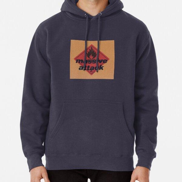 Massive Attack  Pullover Hoodie