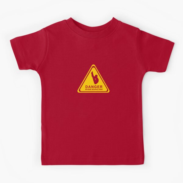 Trampolining Tee  Kids T-Shirt