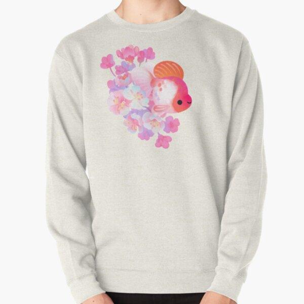 Sakura Ryukin Pullover Sweatshirt