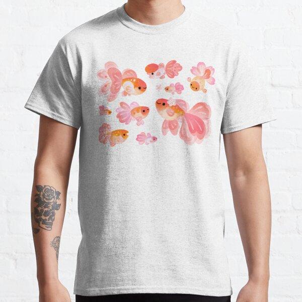 Cherry Blossom Goldfish 2 Classic T-Shirt