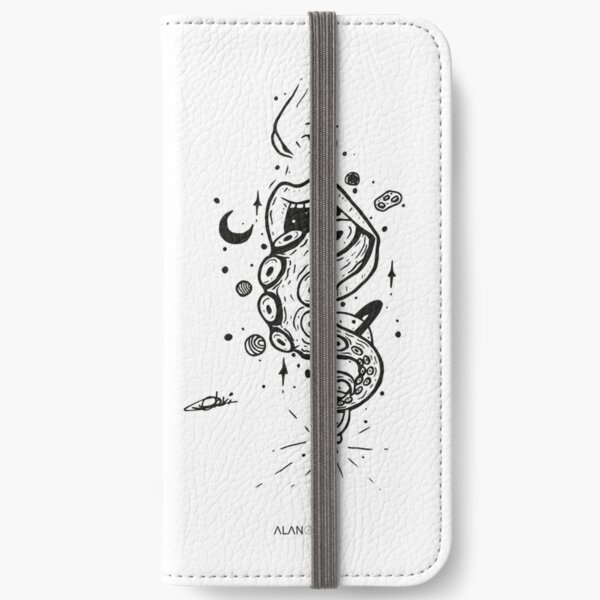 draw12 iPhone Wallet