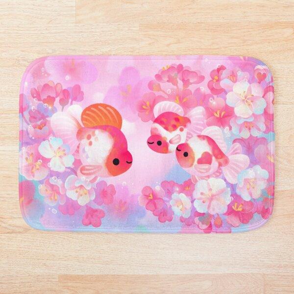 Sakura Ryukin Bath Mat