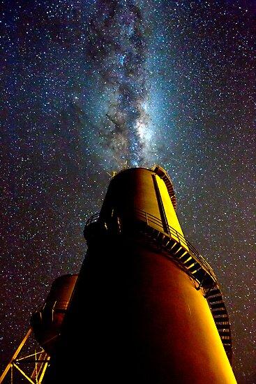 Star Stack by David Haworth