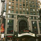 Hard Rock Cafe Manhattan by buselikmakami