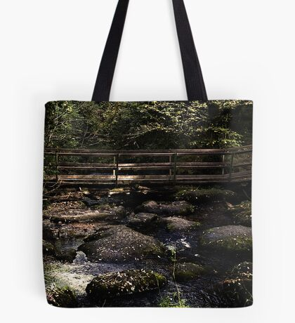 Crossing Point Tote Bag