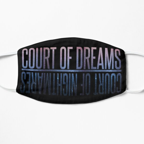 the two courts Flat Mask