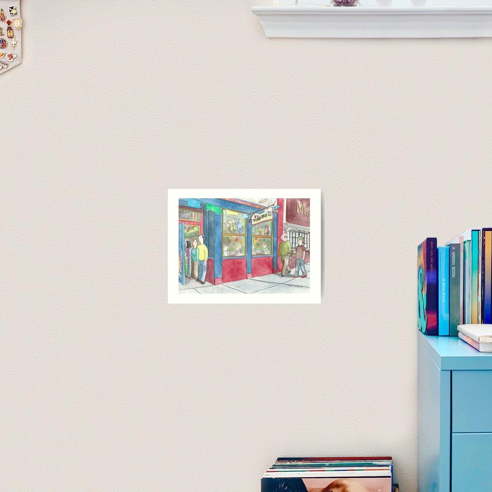 """""""El Toreador"""" by Robin Galante Art Print"""