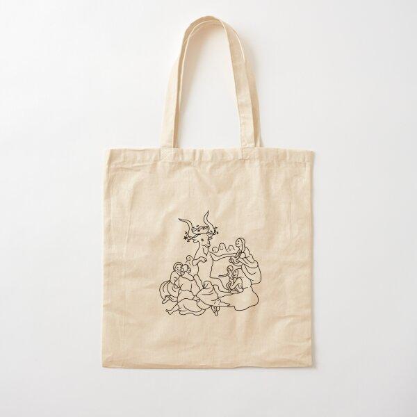 El Aquelarre Goya Cotton Tote Bag