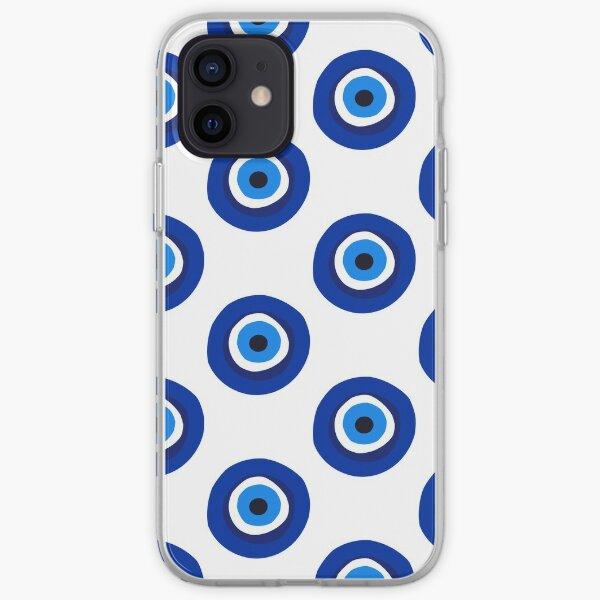 Greek Eye iPhone Soft Case