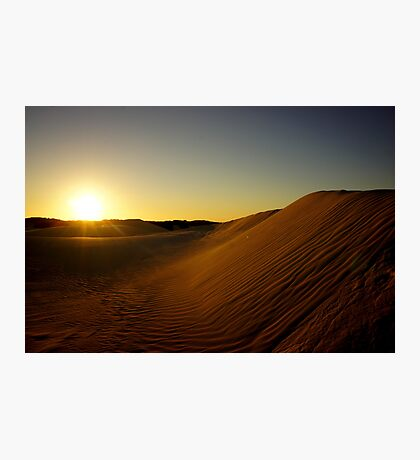 Sands of Time Photographic Print