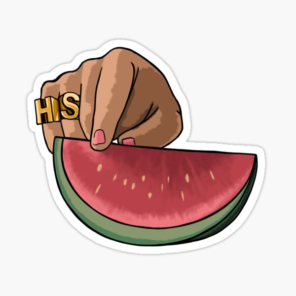 Watermelon Sugar Sticker