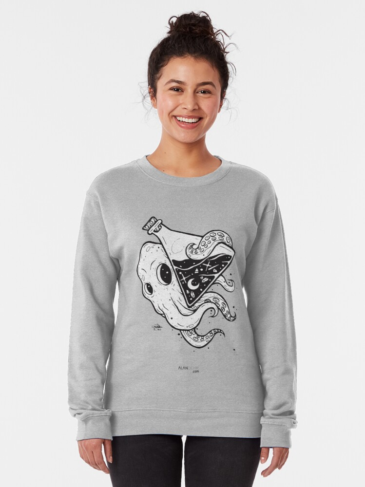 Alternate view of I need to escape from my memories Pullover Sweatshirt