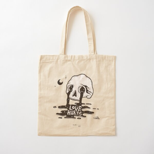 Love is hard to find, hard to keep, and hard to forget Cotton Tote Bag