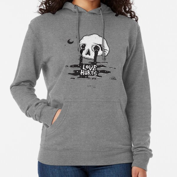 Love is hard to find, hard to keep, and hard to forget Lightweight Hoodie