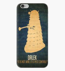 Dalek Dr. Who iPhone Case