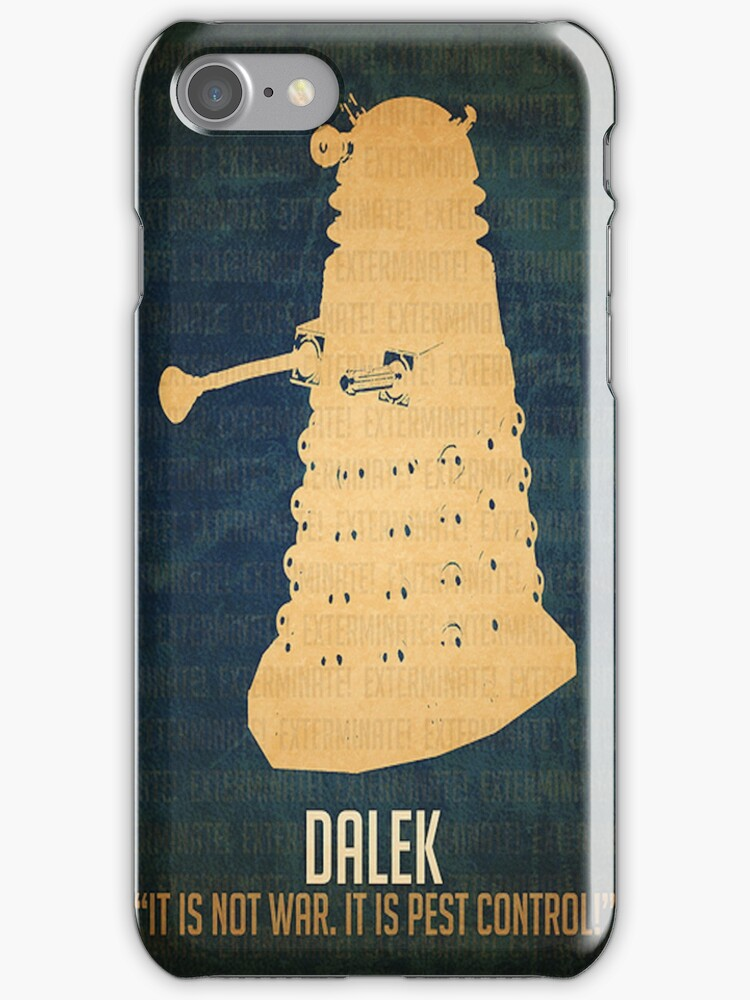 Dalek Dr. Who by pstein94